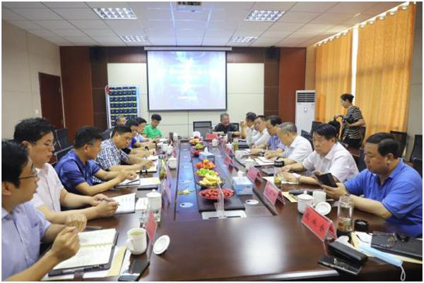 济宁市机械行业协会2020年第一次会长办公会顺利召开