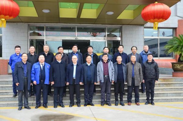 济宁市机械行业协会2021年第一次会长办公会如期召开