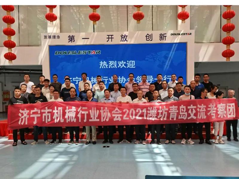 济宁市机械行业协会赴潍坊青岛两地对标先进制造企业参观学习交流圆满结束